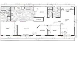 Four Bedroom Floor Plan by 4 Bedroom Modular Home 3 Bedroom Floor Plans Modular Home Floor