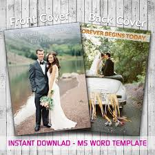 Wedding Magazine Template Wedding Photography Magazine Template Youtube