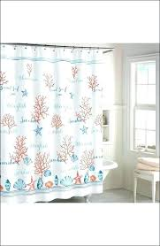 Nautical Bathroom Curtains Kid Bathroom Shower Curtains Nautical Shower Curtains Size Of