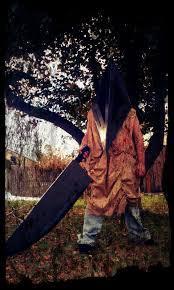 Pyramid Head Halloween Costume Pyramid Head Movie Version Fabrication