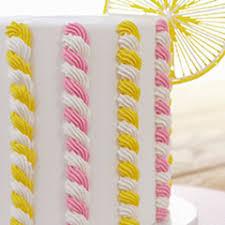Wilton Cake Decorating Ideas Course Details Page
