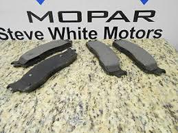 dodge ram 1500 brake pads 95 08 dodge ram 1500 2500 3500 front brake pads mopar value line