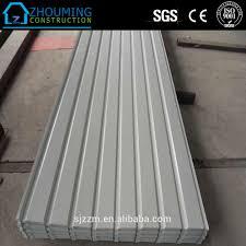 corrugated metal roofing sheet corrugated metal