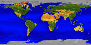 World Physical Map by Physical Map Of The World In Earth Full Map Thefoodtourist
