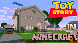 minecraft toy story andy davis u0027 house tour youtube