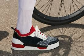 have you seen christian louboutin u0027s new sneakers based istanbul