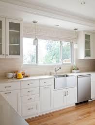 kitchen farm house sink white kitchen with stainless farmhouse sink trendyexaminer