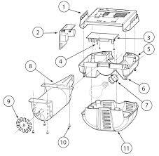 excelerator isd h8000 pro99 cmd9900 powerhead parts