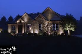 exterior home lighting landscape ideas options house design kits tips living room with post drop