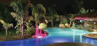 Intellibrite Landscape Lights Intellibrite Controller Pool And Spa Lighting Pentair