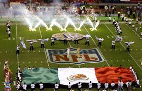 Nfl Usa Map by Mexico Has More Nfl Fans Than Anywhere Outside Of The Us