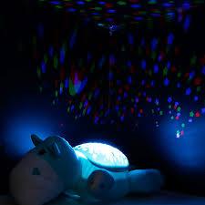 brettbble 333 cute hippo design babysbreath sleep projector