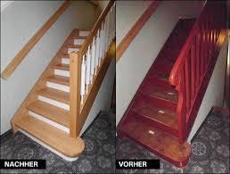 treppe streichen treppenrenovierung treppenstufen verkleiden treppenbauer