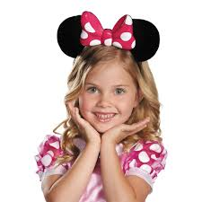 Halloween Light Up Costumes Kids Disney Pink Minnie Mouse Light Up Motion Activated Toddler