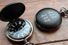 gifts engraved pocket watches engraved groomsmen gifts personalized gifts for