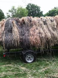 Raffia Grass Duck Blind Rafia Grass What Colors To Get Iawaterfowlers