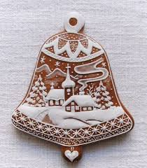 beautiful holiday gingerbread designs from the czech republic
