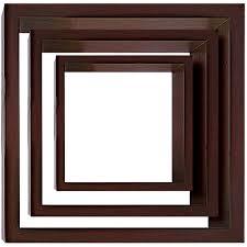 cubbi set of 3 cube wall shelves multiple colors walmart com