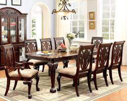 Cherry Wood Dining Room Furniture Traditional Dining Room Sets Cherry Home Decorating Interior