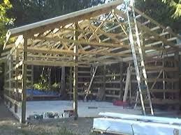 The Pole Barn Roofing The Pole Barn Youtube