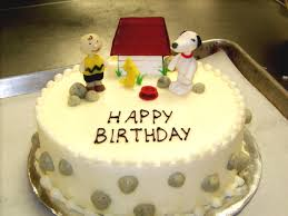 Happy Birthday Cake Background