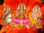 Goddess Laxmi HD Wallpaper # - Downloadable