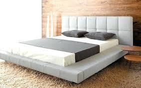 bed frame platform king size diy plans low profile bedding sets