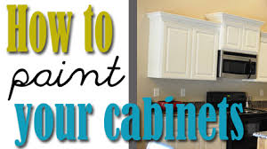 Paint Sprayer For Cabinets by How To Paint Your Kitchen Cabinets Professionally All Things