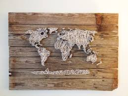home decor world world map wood wall art carved custom home decor wooden best of