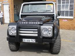 land rover defender svx defender svx 90 customised by expedition gear cape town