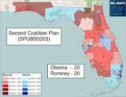 Romney Obama Map Matthew Isbell Author At Florida Politics