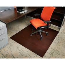 Office Chair Mat For Laminate Floor Office Chair Mats Bamboo Rectangular Office Chair Mat Foldable