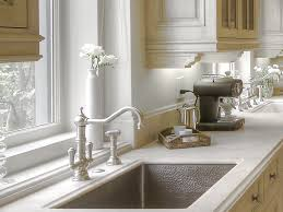 undermount kitchen sinks and faucets interior design