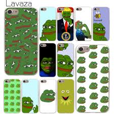 Iphone 10 Meme - lavaza the frog meme memes hard phone cover case for apple iphone