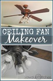 spray paint ceiling fan ceiling fan makeover an easy diy ceiling fan makeover tutorial