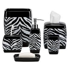 zebra bathroom ideas 37 best zebra print bathroom accessories images on