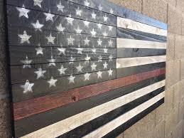 American Samoan Flag American Flag Art Wooden American Flag Rustic American Flag
