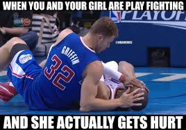Blake Griffin Meme - nba memes on twitter blake griffin russell westbrook clippers