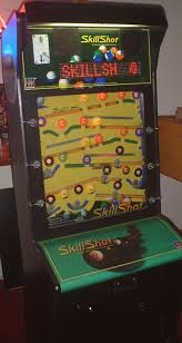 1998 hanaho games inc skill shot coin operated arcade game