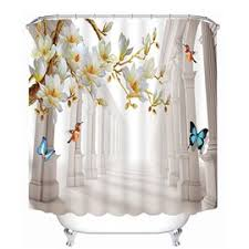 Bathroom Shower Curtain Shower Curtains Bathroom Cool Designer Shower Curtains For