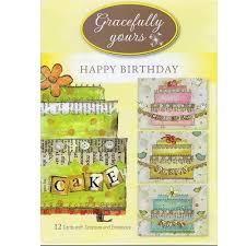 birthday christian cards masculine back to nature kjv