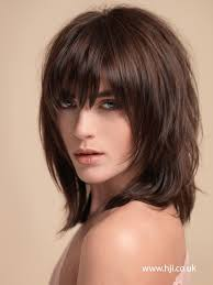 lob hairstyles with bangs best mid length hairstyles for thick hair page 2 haircuts and