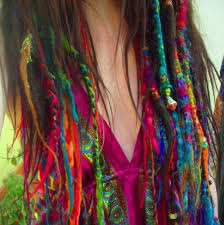 boho hair wraps 14 best yarn hair images on yarn dreads dreadlocks