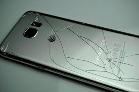 how dbrand skins made my cracked s7 edge glass look new and better