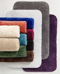 Turquoise Bathroom Rugs Closeout Charter Club Classic Bath Rug Collection Created For