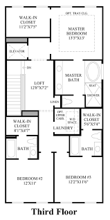 3 master bedroom floor plans somerset green the copeland home design