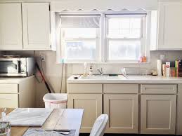 Can I Paint Over Laminate Kitchen Cabinets How To Paint U0026 Add Shaker Trim To Kitchen Cabinets By Georgia Grace