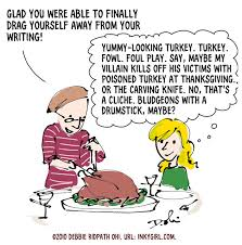 happy american thanksgiving inkygirl guide for kidlit ya writers