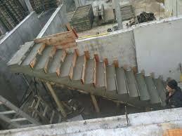 treppe betonieren cdm bau gmbh neubau