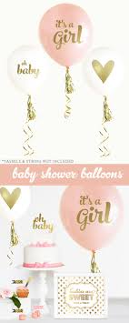 it s a girl baby shower ideas girl baby shower centerpiece girl baby shower decorations gold and